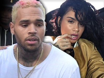 Chris Brown -- Mocks Kehlani ... Says Alleged Suicide Attempt Is BS