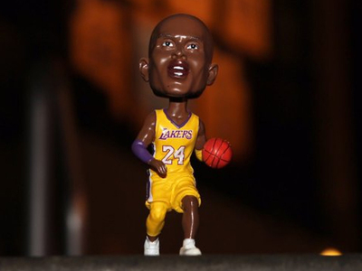 Kobe Bryant Bobblehead -- 3rd Time's The Fail