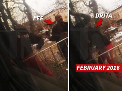 'Mob Wives' Star Drita D'Avanzo -- Cleared! No Rats in Front Door Beatdown