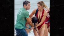 Zac Efron & Kelly Rohrbach -- Breast Rescue Ever (PHOTO)