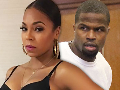 Ashanti's Stalker -- Gets Prison Time ... But Chance He Could Walk