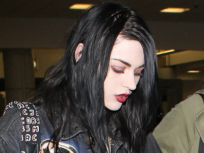 Frances Bean Cobain -- Comes Face to Face With Home Intruder