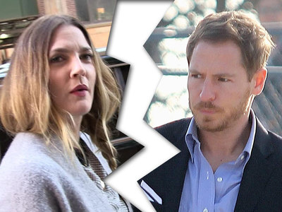 Drew Barrymore Separated ... According to Report