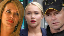 Hayden Panettiere -- Parents' Nasty Divorce Over ... Dad Still Owes Hayden