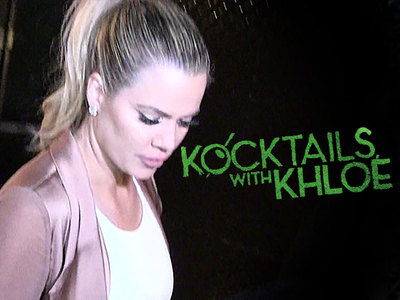 Khloe Kardashian -- 'Kocktails' Shoot Canceled ... Lamar's Drinking Takes Its Toll