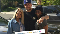 Blac Chyna's Mom -- I Want Rob to Be My Son In Law!!!