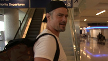 Josh Duhamel -- If I Could Go Back In Time ... I'd Save Pistol Pete Maravich's Life (VIDEO)