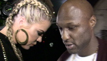 Khloe and Lamar -- Guilt Is Keeping Them Together