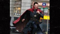 Benedict Cumberbatch -- Say Hello To Doctor Strange (PHOTOS)