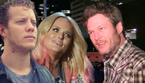 Miranda Lambert Ready for a Blake Shelton Run-In ... Brings BF to ACM Awards