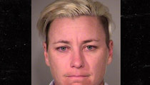 World Cup Star Abby Wambach Arrested ... DUI in Portland (MUG SHOT)