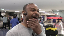 Roy Jones Jr. -- BETTING ADVICE ... For Khan vs. Canelo Fight (VIDEO)