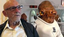 'Star Wars' -- Admiral Ackbar Actor Dead