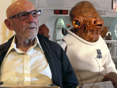 'Star Wars' -- Admiral Ackbar Actor Dead