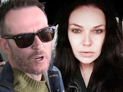 Scott Weiland's Widow -- He Screwed Me Out of $64k
