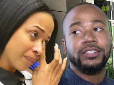 Columbus Short -- Forced Out of His House! 'Wife' Claims Drunken Attacks