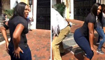Serena Williams -- Lemme Teach You How To Twerk (VIDEO)