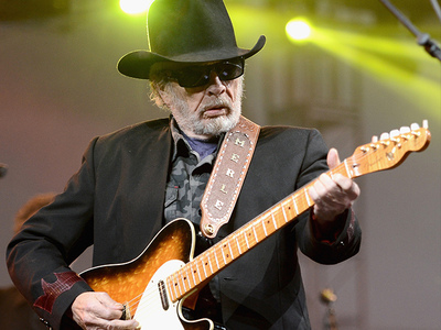 Merle Haggard Dead ... on 79th Birthday