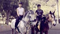 Iggy Azalea & Kesha -- Ridin' Hard for Each Other (PHOTO)
