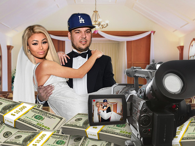 Rob Kardashian & Blac Chyna -- Wedding TV Special Worth Millions