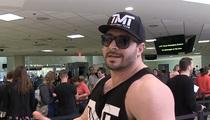 Mayweather's Bodyguard -- Broner Won't Touch Floyd ... I Guarantee It (VIDEO)