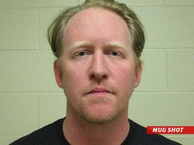 Navy SEAL Rob O'Neill -- Osama bin Laden Trigger Man Busted for DUI (MUG SHOT)