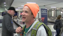 Flea -- I Felt Existential Despair on LSD ... On Stage (VIDEO)