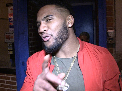 Broncos' T.J. Ward -- I'm Down with Manziel Too ... Welcome Him with 'Open Arms'
