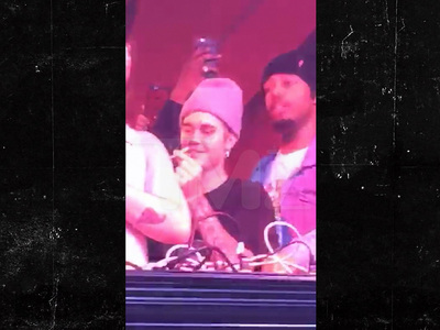 Justin Bieber -- Uses Post Malone As An Ashtray (VIDEO)