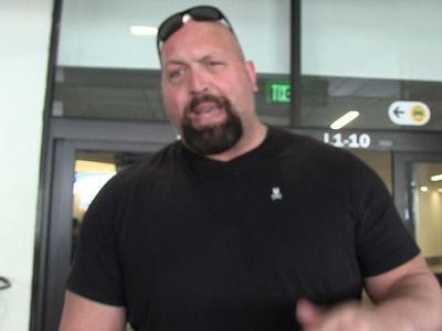 Big Show to Shaq -- 'DO I LOOK SCARED?!' ... Bring On the Rematch! (VIDEO)