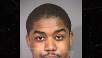 'Zoey 101' Star Chris Massey -- Arrested for Domestic Violence (Mug Shot)