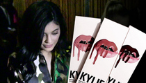Kylie Jenner -- Lip Kit Website Glitch ... Personal Customer Info Exposed