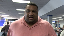 NFL Legend Willie Roaf -- 'ENOUGH GUN VIOLENCE' ... We Gotta Do Something (VIDEO)