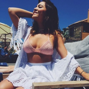 Stella Hudgens -- The Sexy Sibling