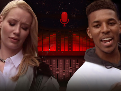 Iggy Azalea -- Threatens Nick Young ... I'LL CUT OFF YOUR PENIS (AUDIO)