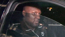 Lamar Odom -- Back in the Danger Zone (PHOTO)
