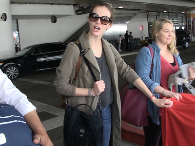 Brooklyn Decker -- I Don't Want My Son to be a Model ... Or a Tennis Player (VIDEO)