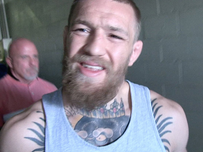 Conor McGregor -- I Was Ringside at Fatal MMA Fight ... 'Truly Heartbreaking'