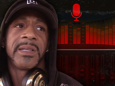 Katt Williams 911 Call -- Short Black Guy Up to No Good ... Get 'These People!' (AUDIO)