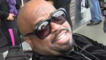 CeeLo Green Getting High Grades for Sobriety
