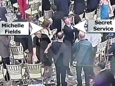 Donald Trump -- Smoking Gun Video Shows Reporter Cross the Line (VIDEO)