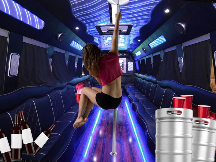Stripper Pole Lawsuit I Broke My Pelvis On Your Bus Pole