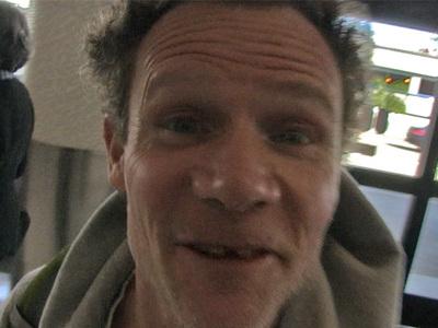 Flea -- Rips 'Small-Minded' Critics ... My Nat'l Anthem Was Beautiful'