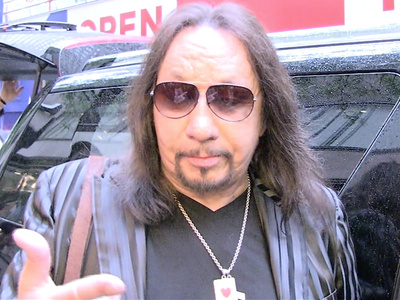 Ace Frehley -- Hospitalized ... Forced to Cancel Show