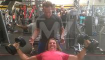 Arnold Schwarzenegger -- Meet My Son Joseph ... He's Awesome!!! (PHOTOS)