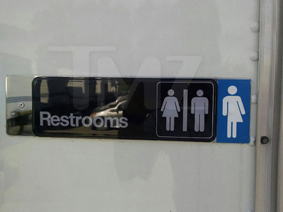 'Transparent' -- Crew Up in Arms Over Trans-Friendly Toilets (PHOTOS)