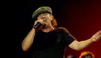 AC/DC's Brian Johnson -- Don't Bury Me Yet ... I'm Still the Lead Singer