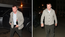 Guy Ritchie and Madonna -- From Whining to Wining (PHOTOS)