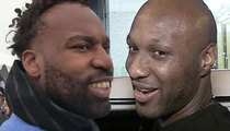Lamar Odom -- Real Offer to Join Basketball Team ... From Ex-NBA Star