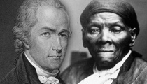 Alexander Hamilton -- Staying on $10 Bill! Harriet Tubman Booting Jackson Instead